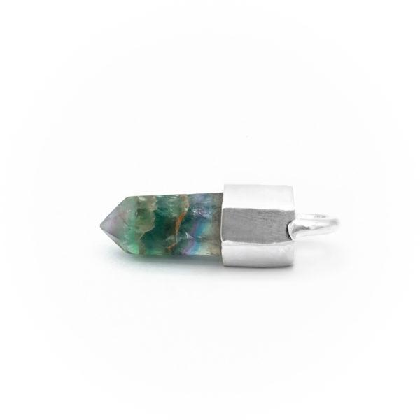 fluorite crystal material