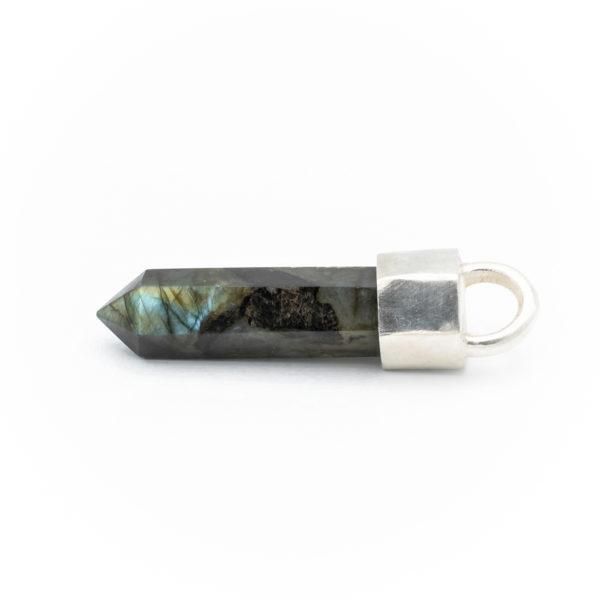 rainbow material crystal