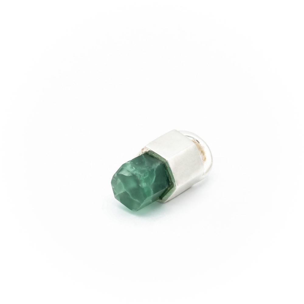 Kubera Green Fluorite